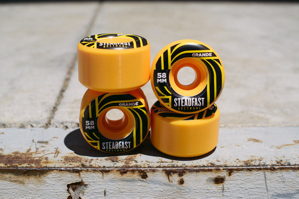 Vamos Skateshop STEADFAST WHEELS / Stead Fast Rollen - Steadfast Skateboard Wheels Europe