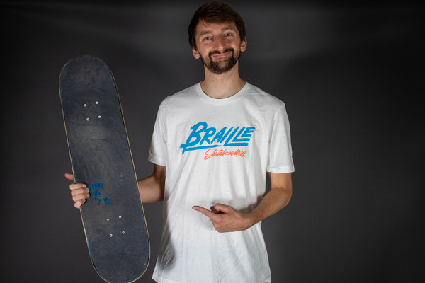 CLOTHING - Braille Skateboarding Fall Line Aaron Kyro