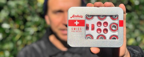 BEARINGS - Andale Swiss Pro Rated