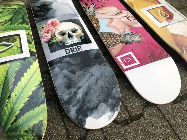 Vamos Skateshop Europe NEW STUFF - Drip Skateboards