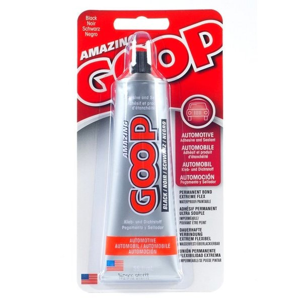 AMAZING GOOP Shoe Goo Black 59,1 ml