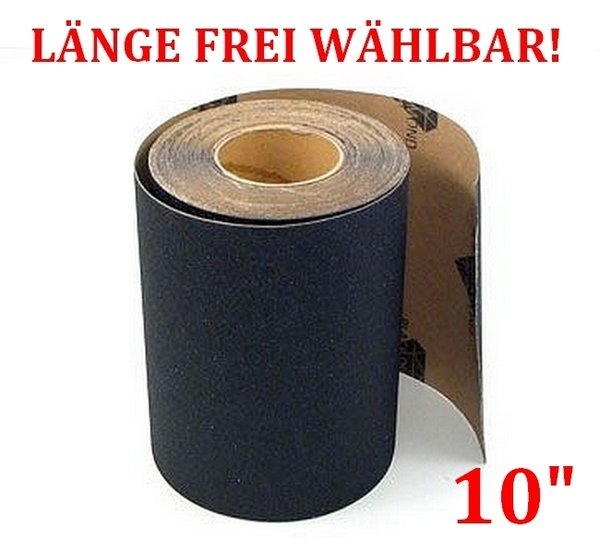 "BLACK DIAMOND Skateboard Griptape 10"" - Länge FREI wählbar - (Sold Out)"