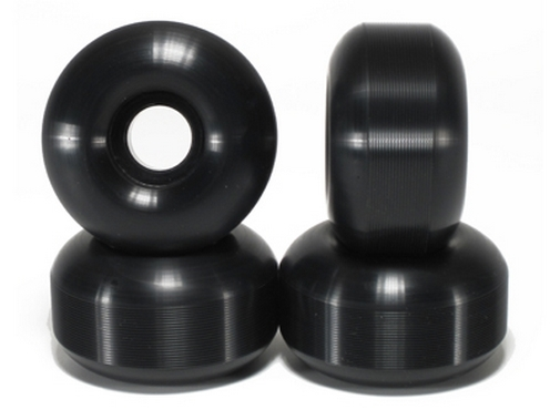 BLANK WHEELS Black 56mm