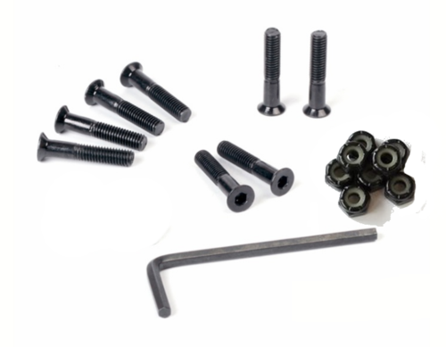 "HARDWARE 1 1/4"" ALLEN SET with Key"