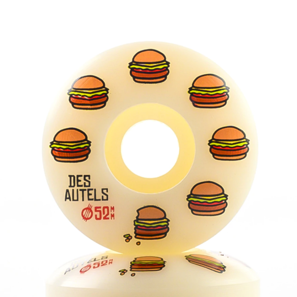FORCE Des Autels Burger 52mm Wheels
