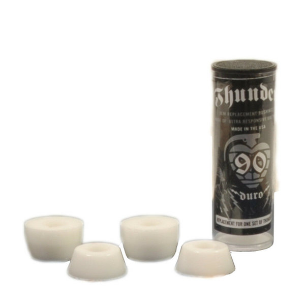 THUNDER BUSHINGS 90A White