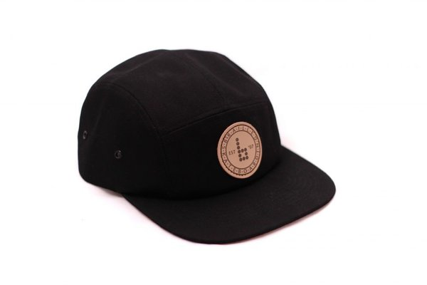 BRAILLE 5 PANEL Black
