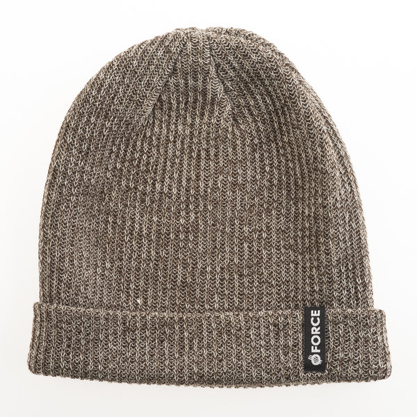 FORCE Clipped Cuffed Beanie