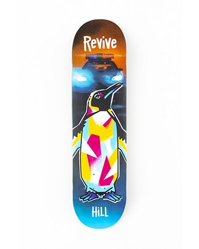 REVIVE JOHN HILL SPIRIT ANIMAL PENGUIN DECK (Sold Out)