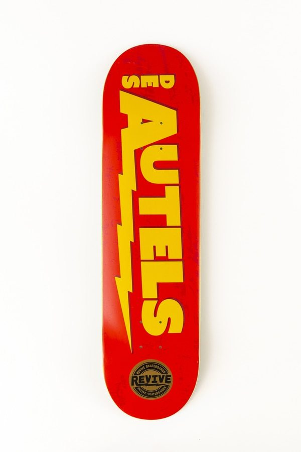 REVIVE DOUG DES AUTELS ELECTRIC DECK (Sold Out)