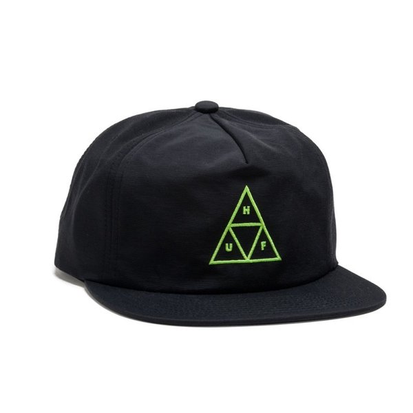 HUF CAP TRIPLE TRIANGLE Black
