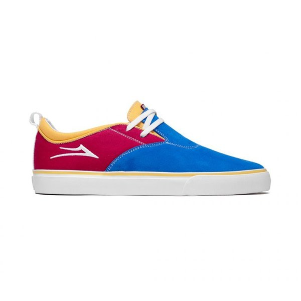 LAKAI X BAKER  RILEY 2  Blue Red Yellow (Sold Out)