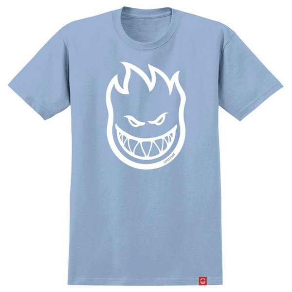 SPITFIRE BIGHEAD T-SHIRT Blue (Sold Out)