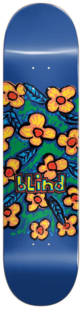 BLIND Team Flowers Blue 8.00
