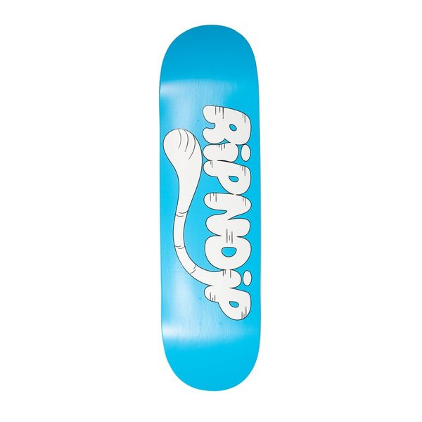 "RIPNDIP RIPNTAIL Board Baby Blue 8.25"" Deck"