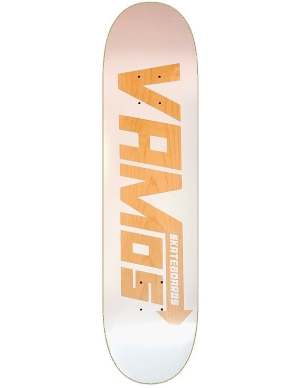 "VAMOS VM1 SPEED STAINED 8.75"" Popsicle Deck"