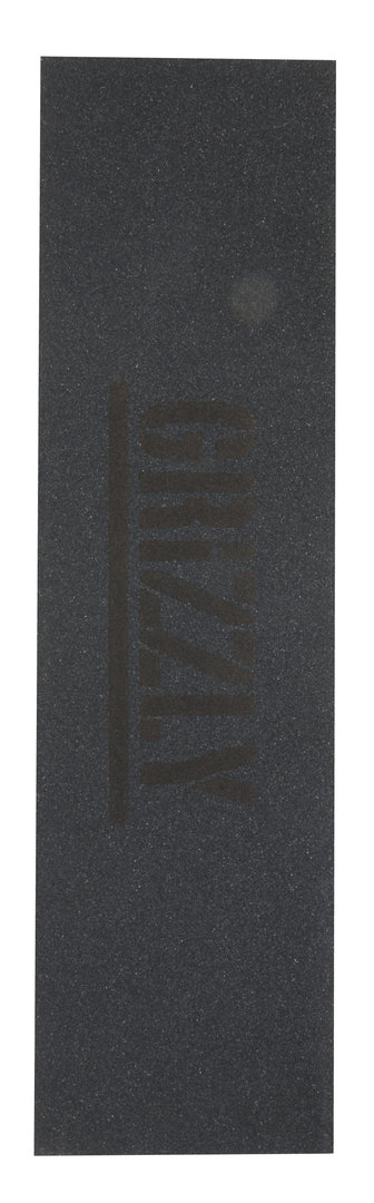 GRIZZLY GRIPTAPE STAMP Black/Black