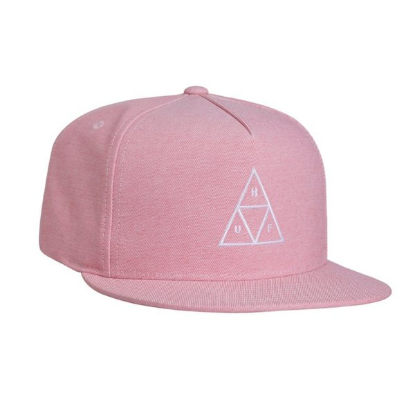 HUF CAP TRIPLE TRIANGLE nautical red