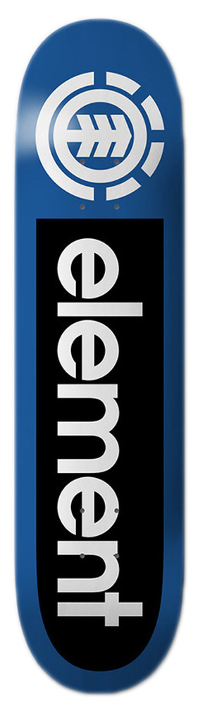 ELEMENT Team Primo Blue Deck 8.00""