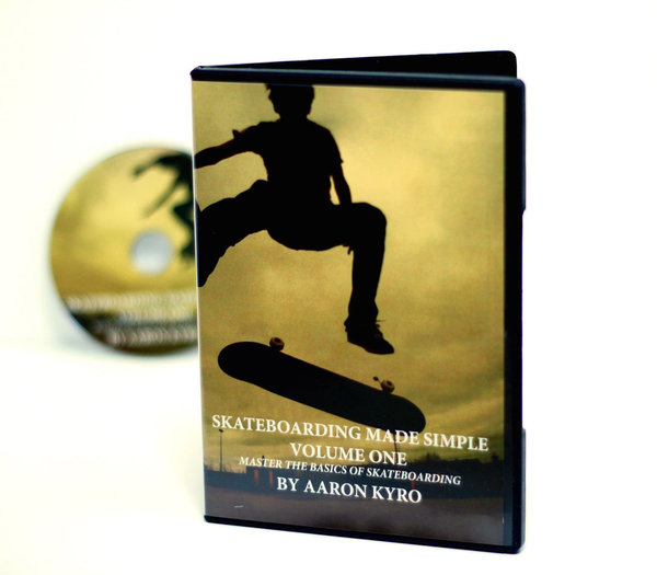 BRAILLE - SMS Skateboarding Made Simple Vol.1 DVD