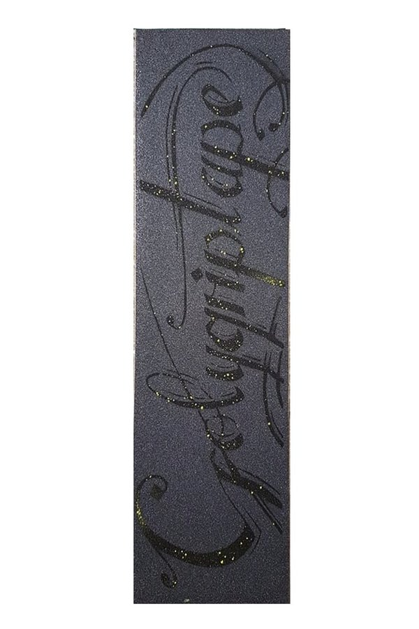 GOLY GRIPTAPE Black/Yellow 9""