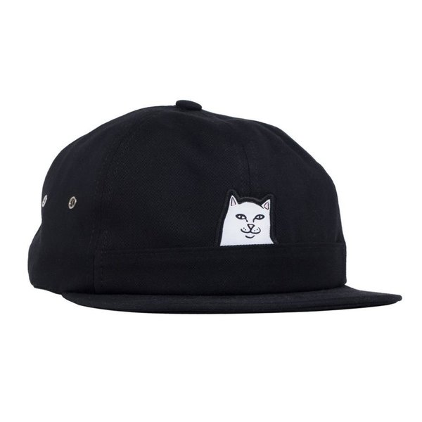 RIPNDIP Lord Nermal 6 Panel Black