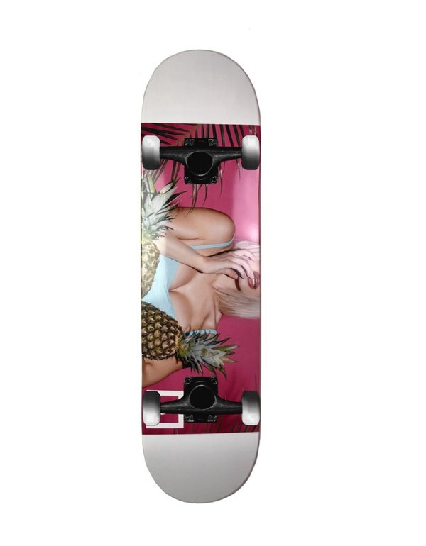 "DRIP SKATEBOARDS ""Pineapples"" 8.00"" PP Completeboard"
