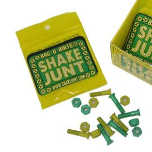 "SHAKE JUNT 1"" KREUZ HARDWARE PHILLIPS Green/Yellow"