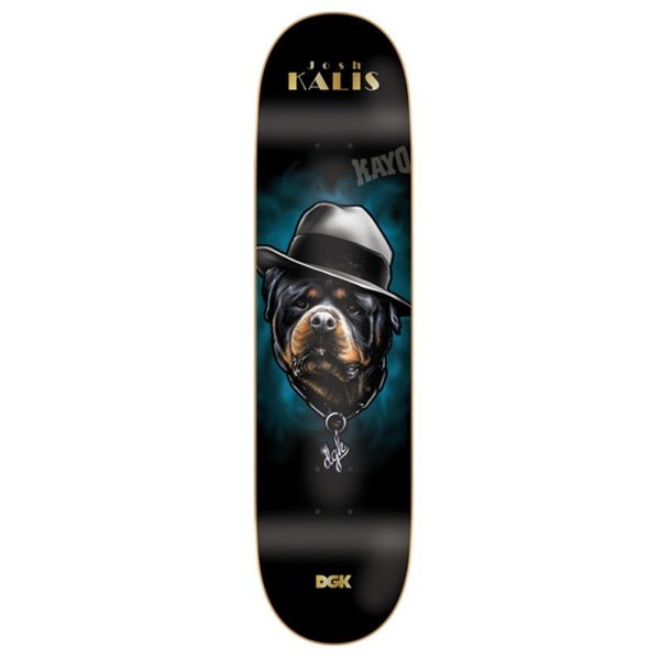 DGK Spirit Animal Kalis Deck 7.8