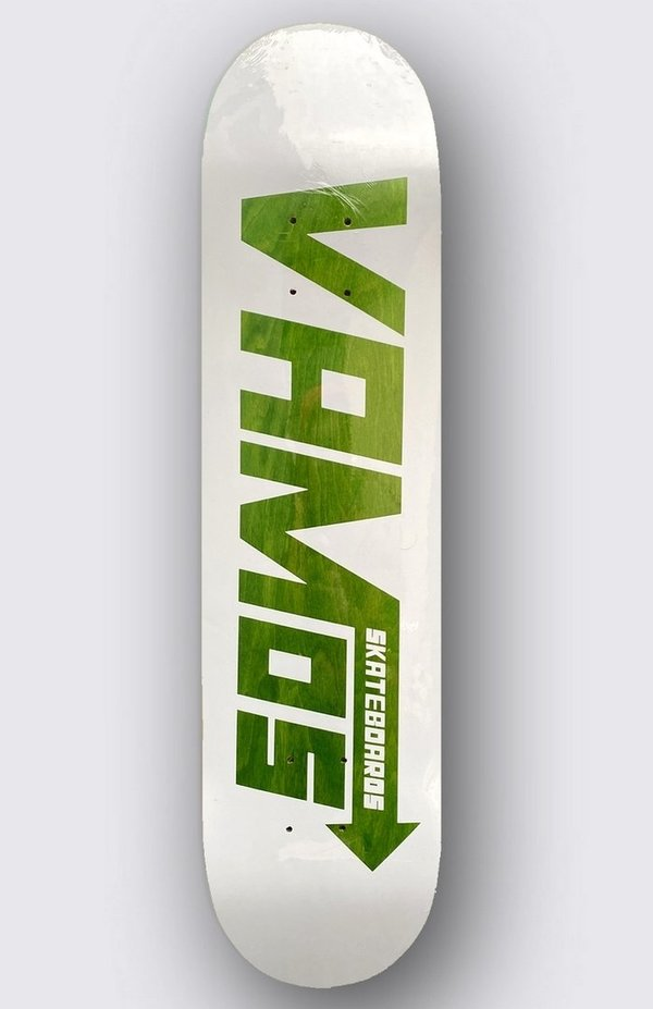 VAMOS VM1 GREEN SPEED STAINED Deck (Sold Out)