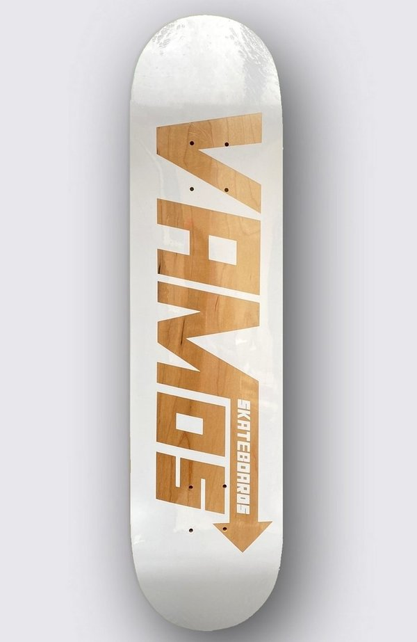 VAMOS VM1 NATURAL SPEED STAINED Deck (Sold Out)