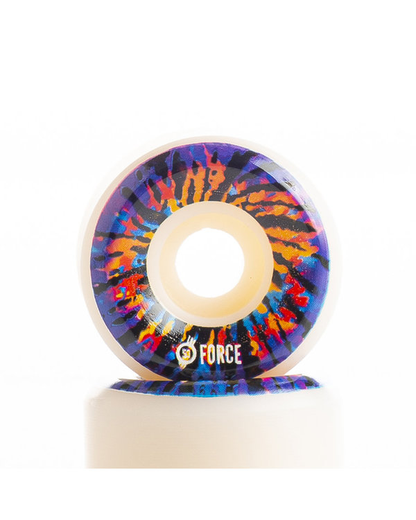 FORCE WHEELS Tie Dye Conical 53mm