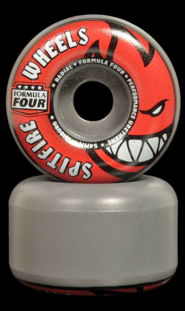 SPITFIRE F4 Radials 54mm 101A Grey/Red