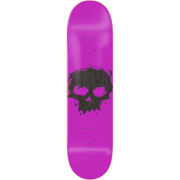 ZERO Single Blood Skull Purple Team Deck 8.50""