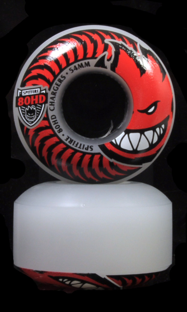 SPITFIRE CHARGER Classic 54mm 80A Clear