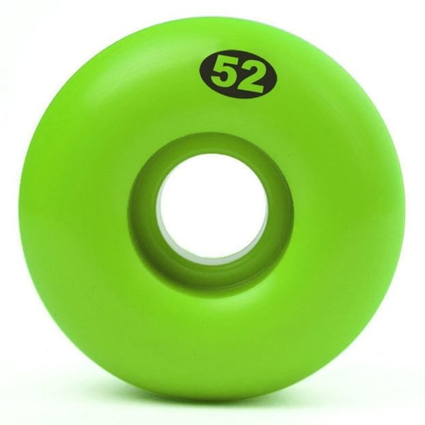FORM BLANK WHEELS Green 52mm