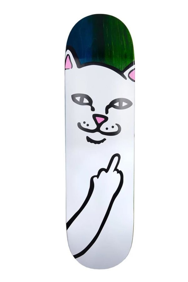 RIP N DIP Lord Nermal Deck Green/Blue 8.00""