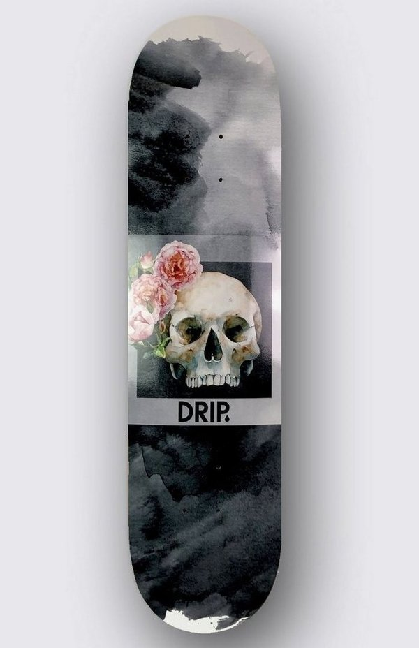 "DRIP ""VM1"" ROSE SKULL DECK (Sold Out)"