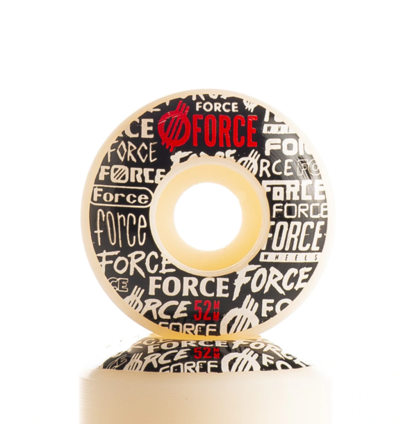 FORCE WHEELS Greatest Hits! 52mm Wheels