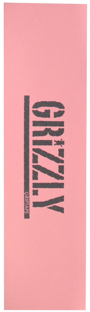 GRIZZLY GRIPTAPE Neccessities Pink
