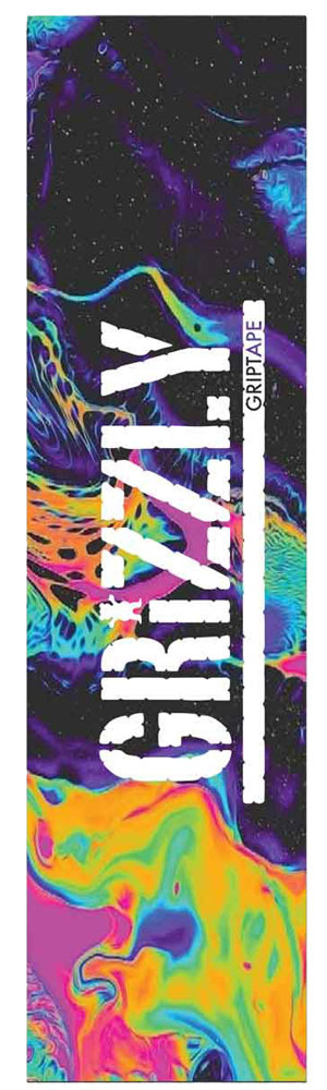 GRIZZLY GRIPTAPE Oil Slick Grip 9""