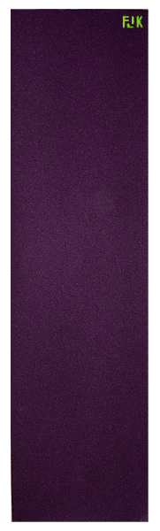 "FLIK GRIP PURPLE 9"" Sheet"