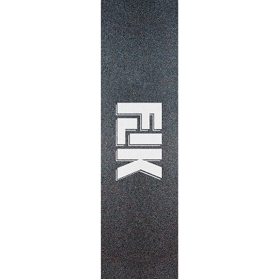 "FLIK GRIP LARGE LOGO White 9"" Sheet"