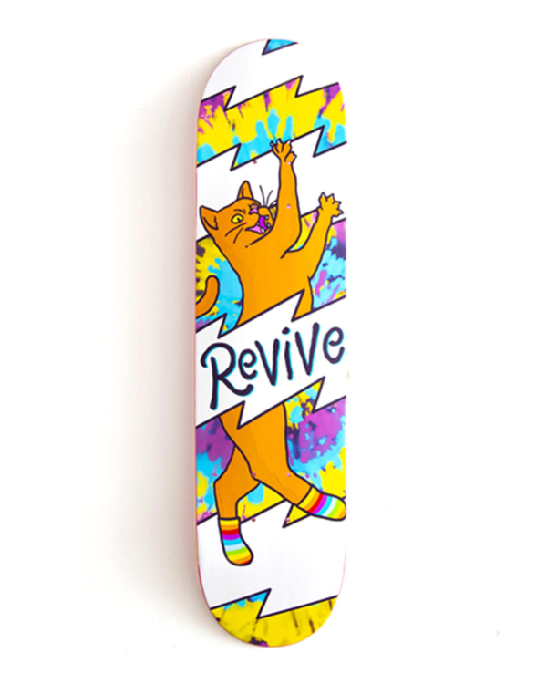 REVIVE COMFY CAT DECK (Only 8,5 Left)
