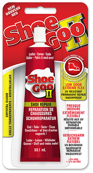 SHOE GOO II Clear 59,1ml