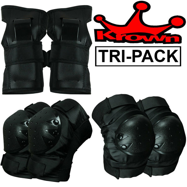 KROWN PROTECTION SET Gr. L - Schoner Set
