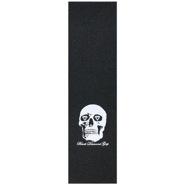 "BLACK DIAMOND GRIPTAPE Skull 9"" Black"