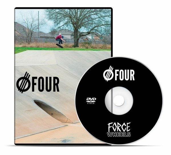 FORCE WHEELS - FORCE FOUR DVD
