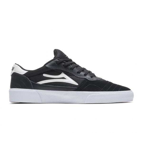LAKAI CAMBRIDGE Black White Suede (noch 42,5 & 43)