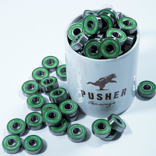 PUSHER BEARINGS - Vamos Skateshop